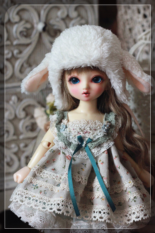 Miss Sheep Dress Set for YOSD design by ChillyQi