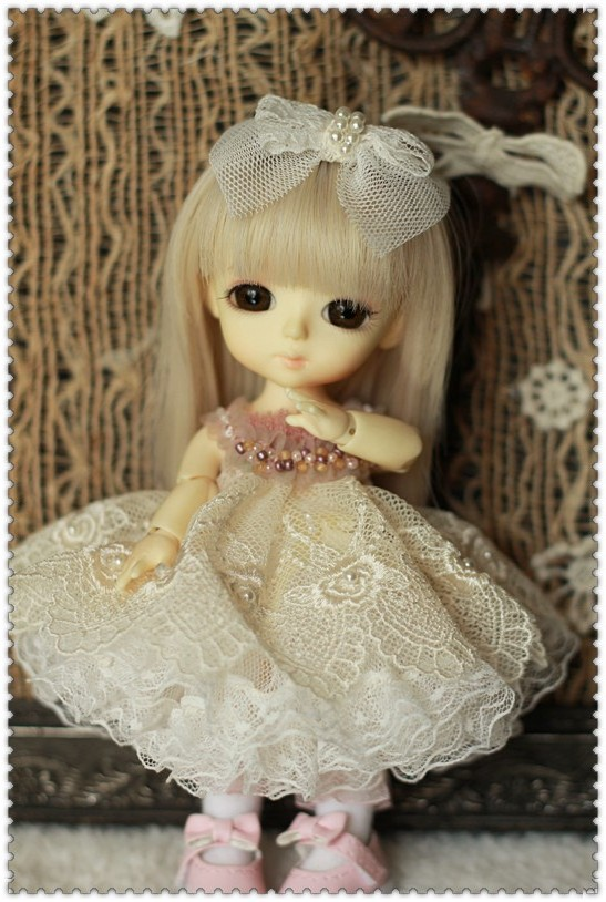 pukifee,lati yellow, clothes design by ChillyQi