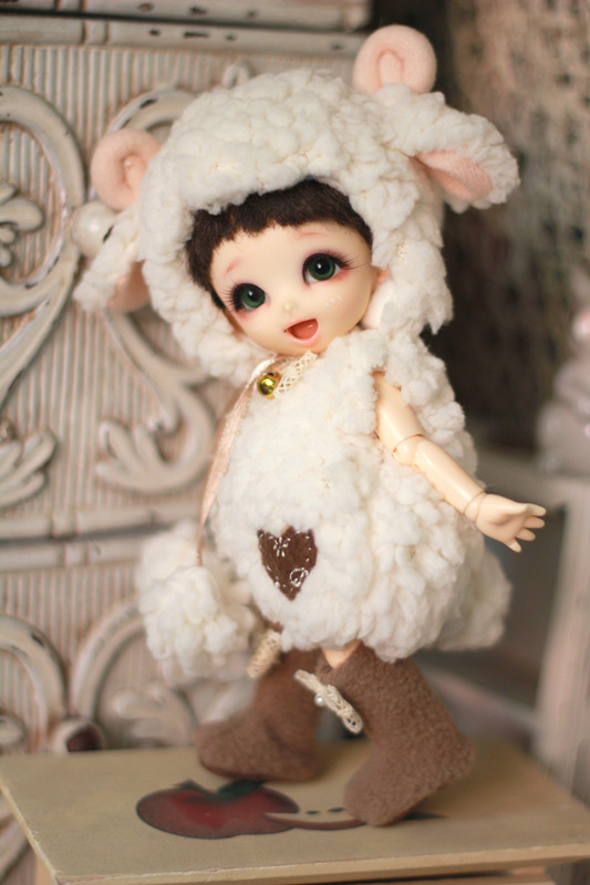 Sheep Outfit for Lati Yellow or Pukifee design by ChillyQi