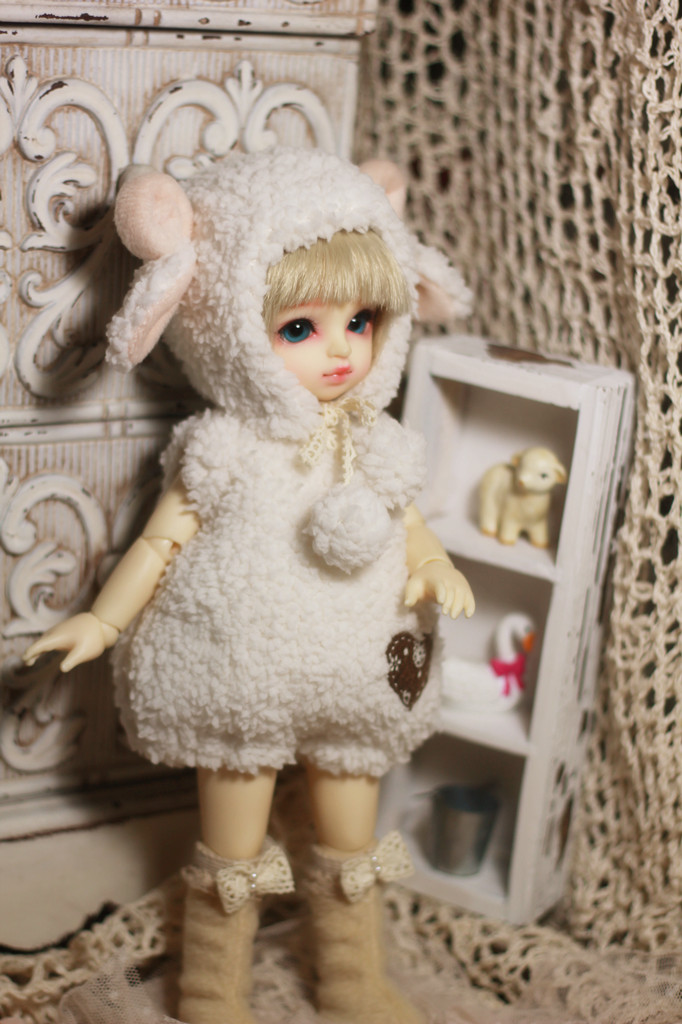 Sheep Outfit For YOSD design by ChillyQi