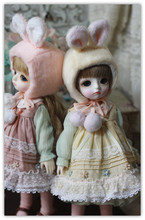 Yosd-Bunny Sister Dress Set 2nd edition